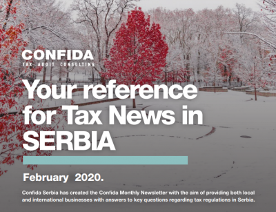 tax newsletter 2020