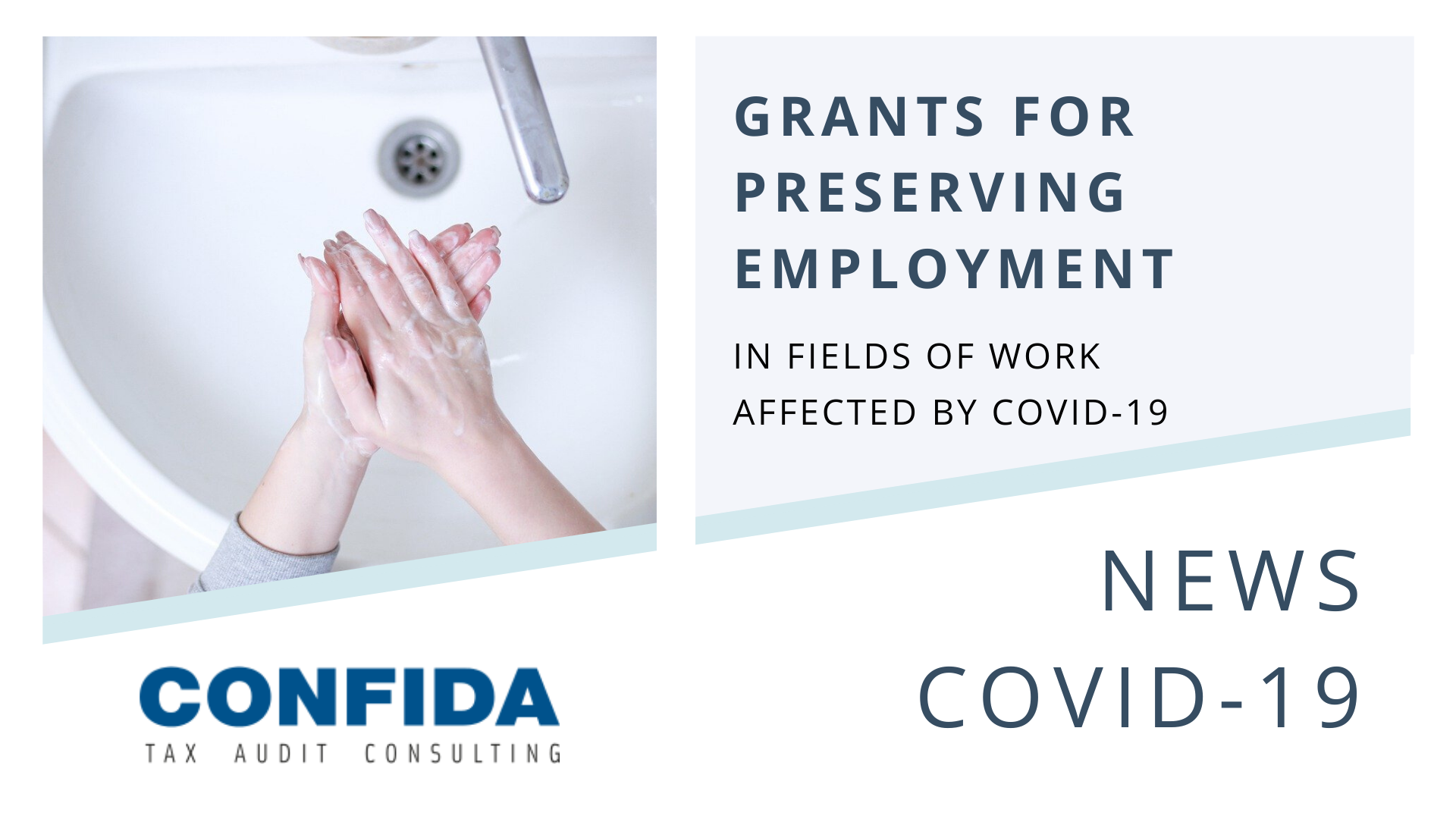 COVID-19: Grants for Preserving Employment in Fields of Work Affected by the Coronavirus Pandemic