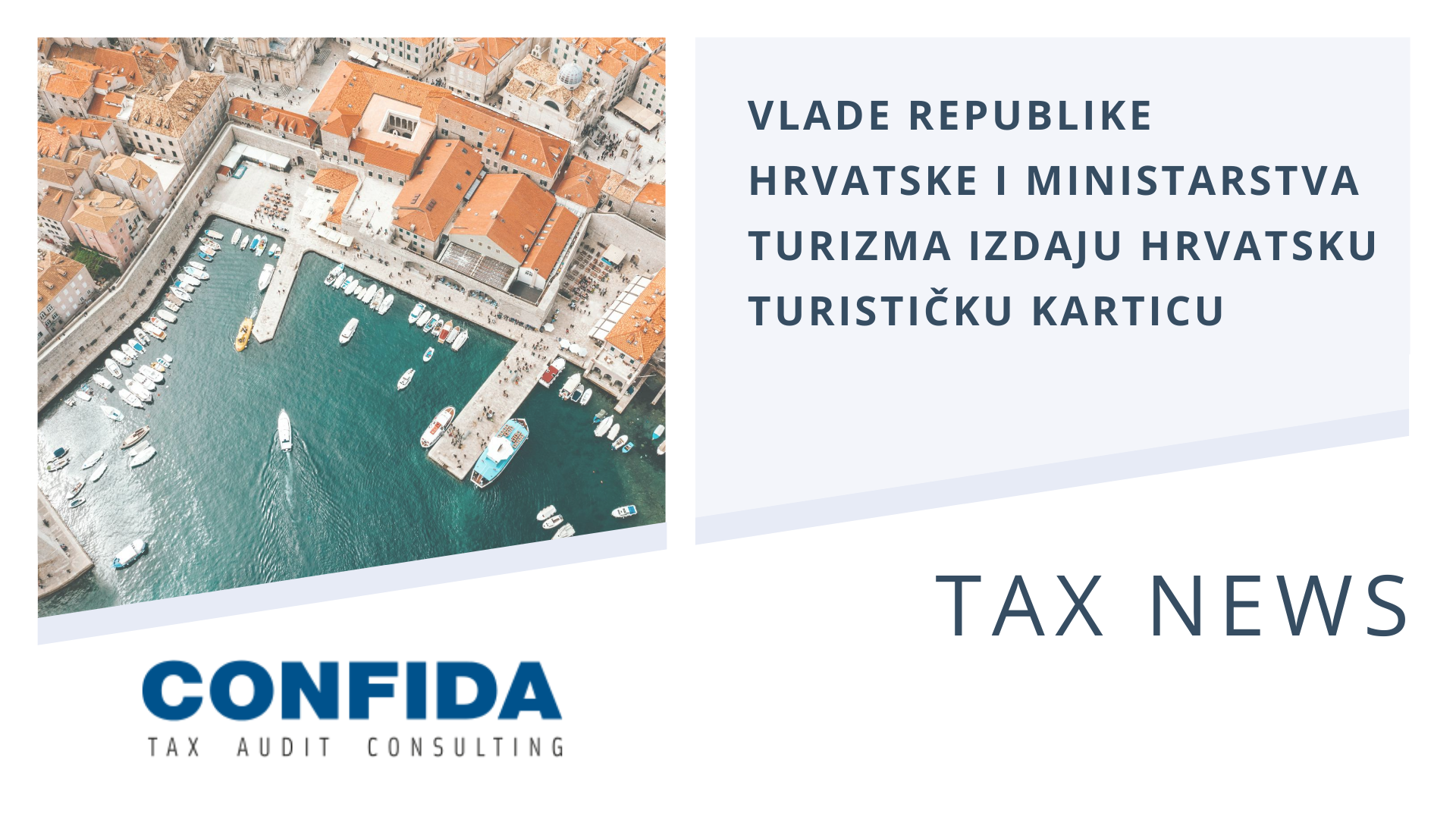 Vlade Republike Hrvatske i Ministarstva turizma izdaju hrvatsku turističku karticu