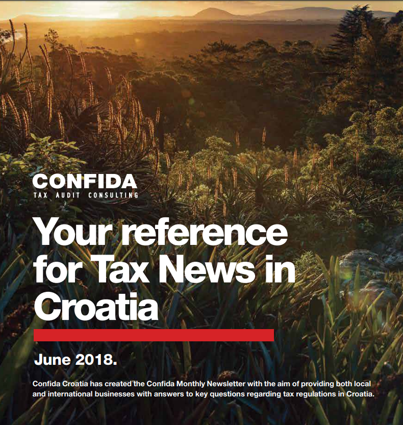 tax newsletter june 2018