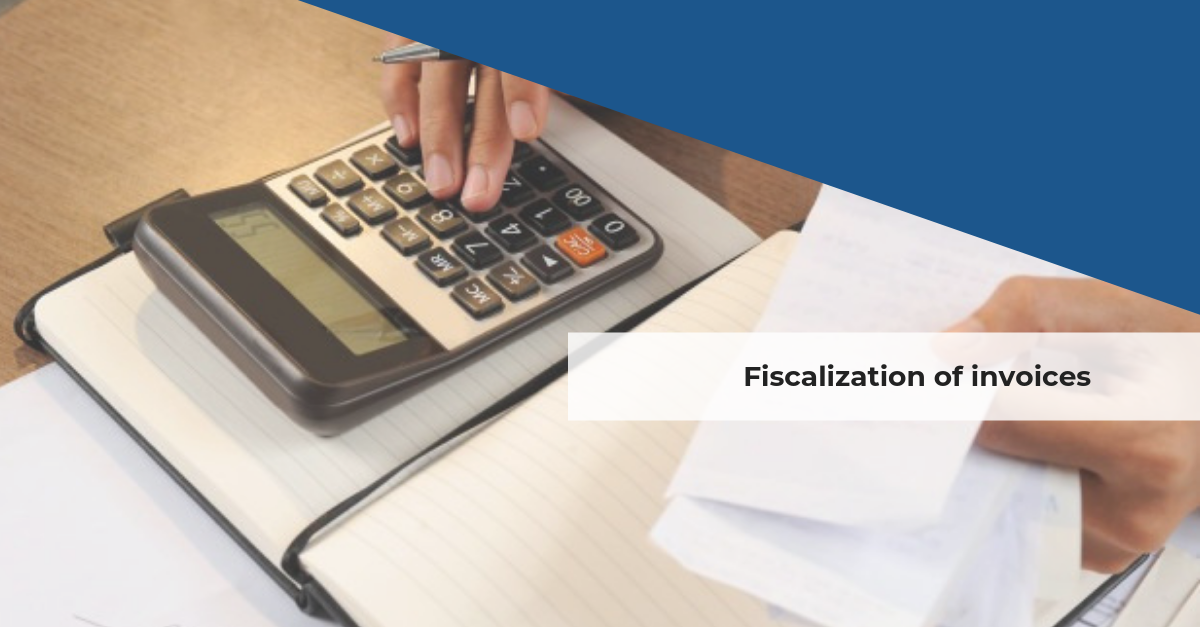 Fiscalization of invoices