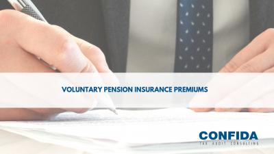 Voluntary pension insurance