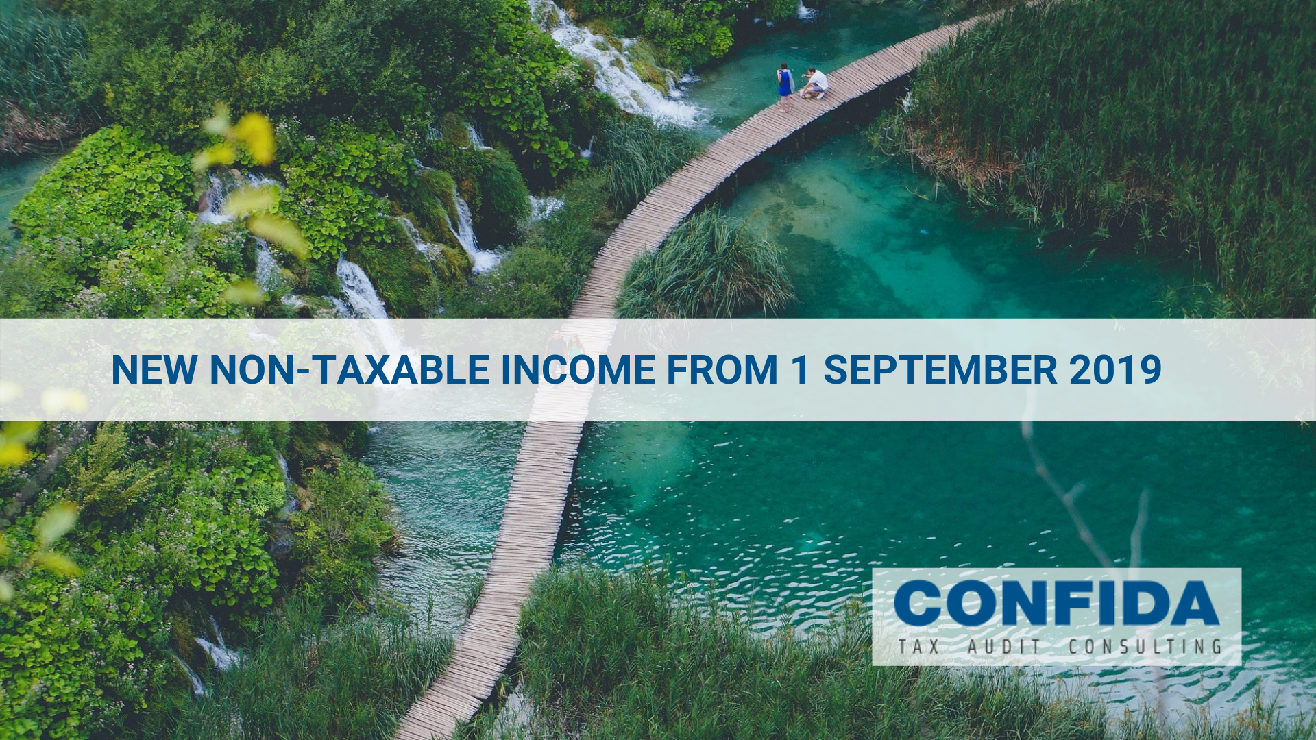 New Non-Taxable Income From 1. September 2019