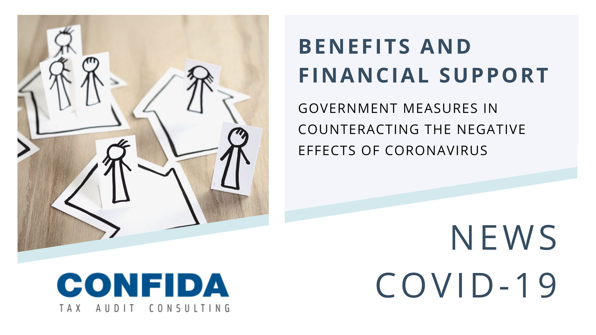 COVID-19: Benefits and Financial Support