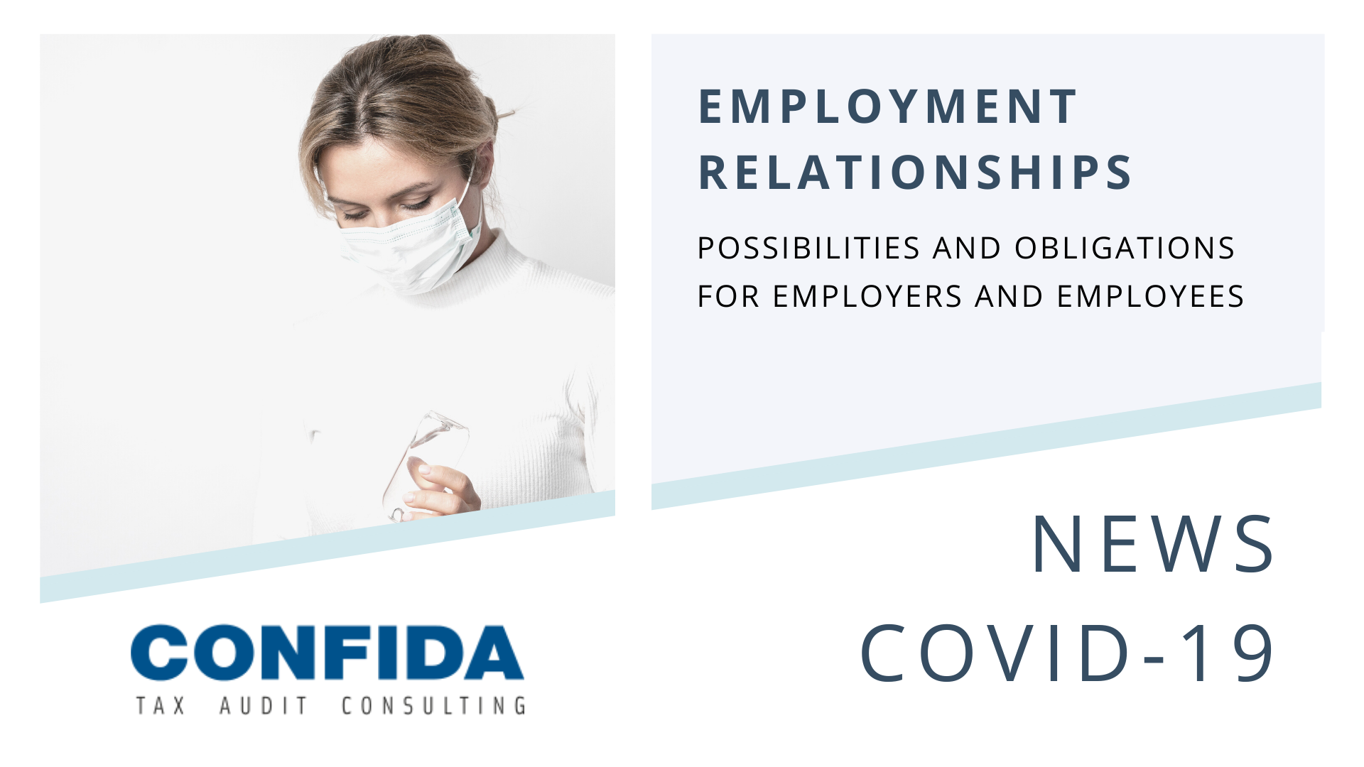 COVID-19: Employment Relationships