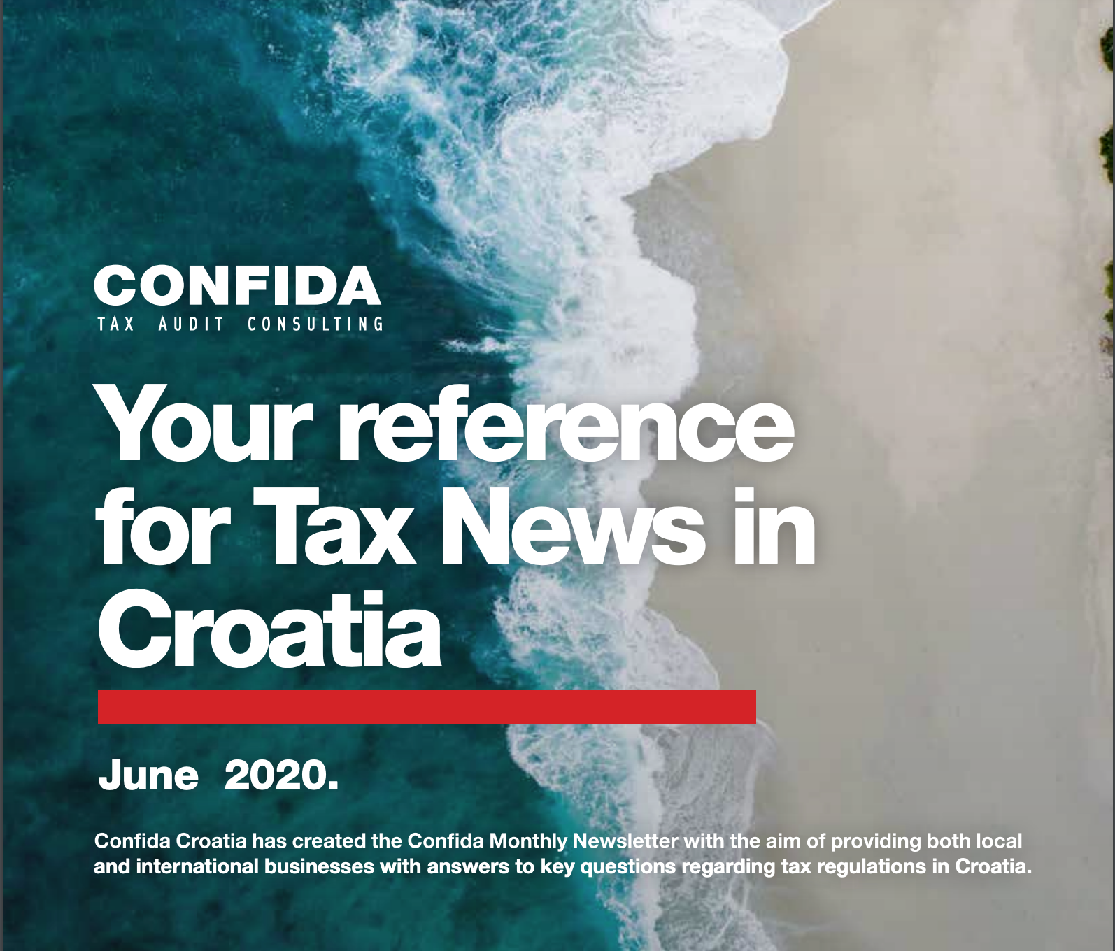 June 2020: Your reference for Tax News in Croatia