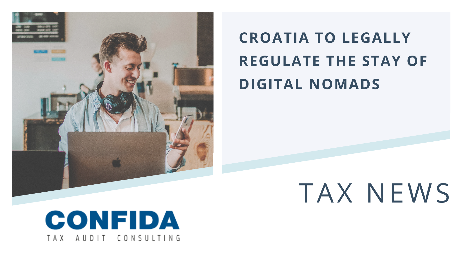 Croatia to Legally Regulate the Stay of Digital Nomads
