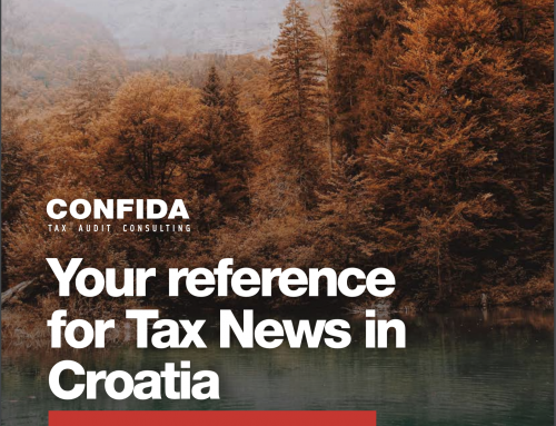 October 2020: Your reference for Tax News in Croatia