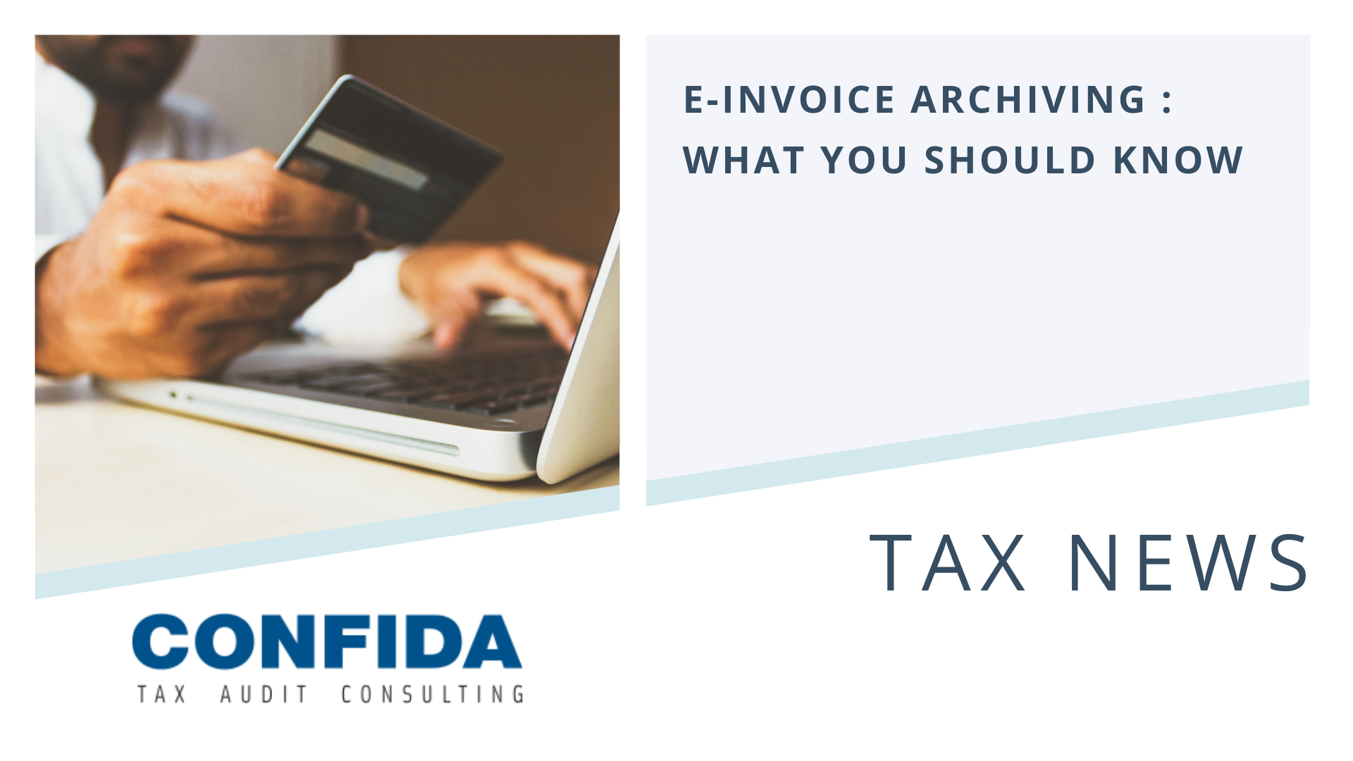 e-Invoice archiving
