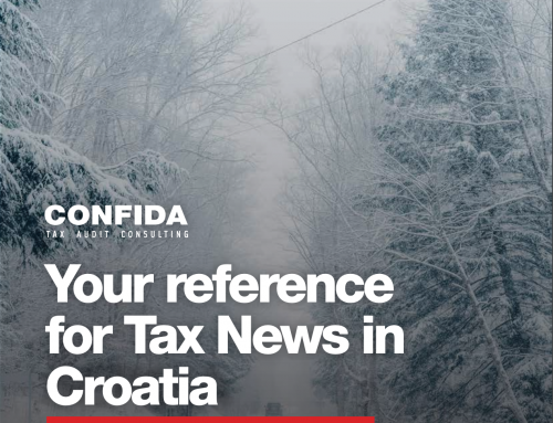 December 2020: Your reference for Tax News in Croatia