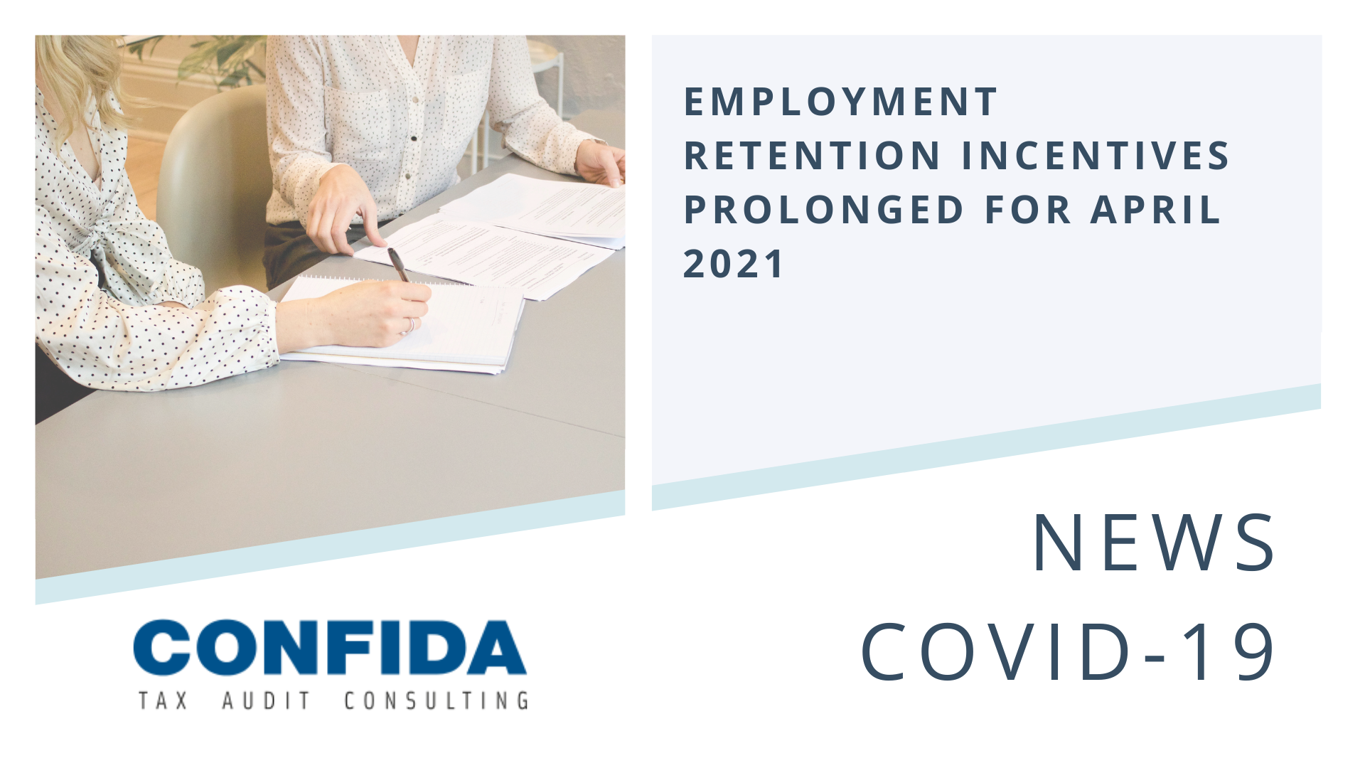 Employment retention April 2021