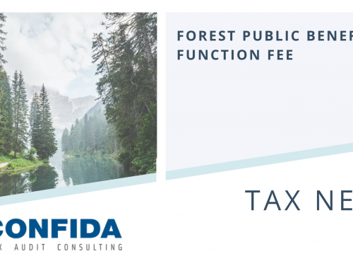 Forest Public Benefit Function Fee