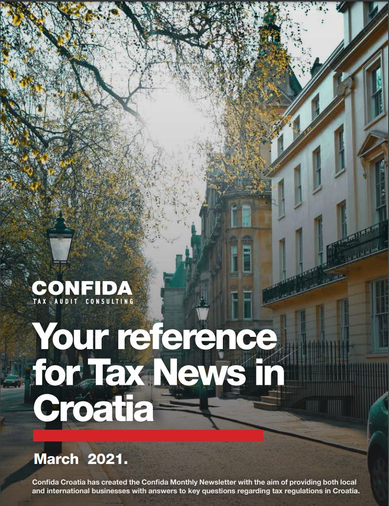 tax news march 2021