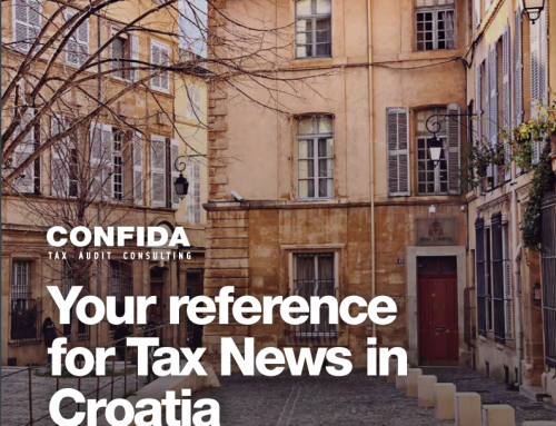 April 2021: Your reference for Tax News in Croatia