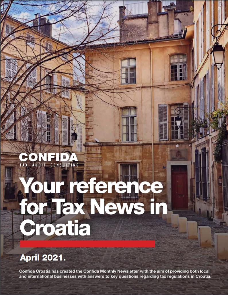tax news april 2021