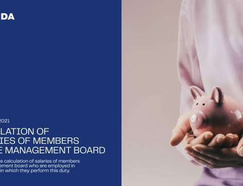 Rules and complex solution for Calculation of salaries of members of the Management board