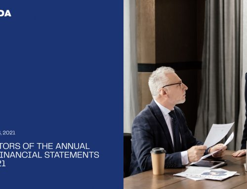 Obligators of the Annual Audit Financial statements for 2021